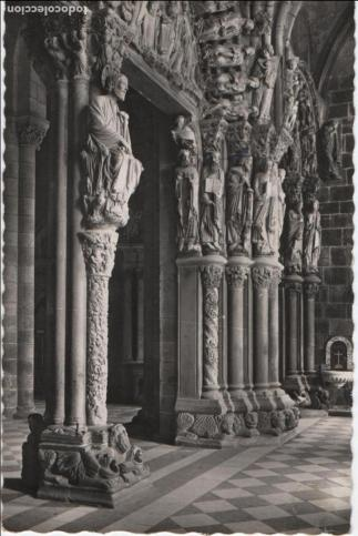 Interior: a view of the floor